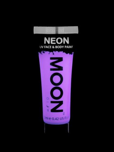 Lila UV-Gel für Körper und Gesicht von Moonglow 12ml-1