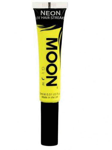 Gelber UV Haar-Mascara 15 ml