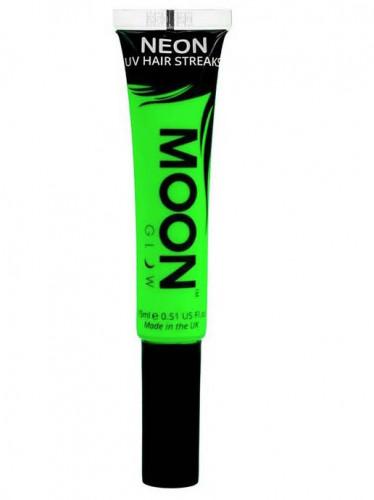 Grüner UV Mascara für die Haare 15 ml