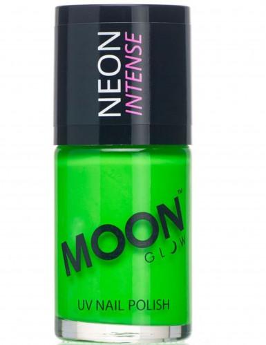 UV-leuchtender Nagellack neongrün 15 ml