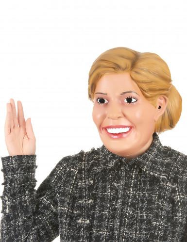 Humorvolle Latex-Maske Máxima
