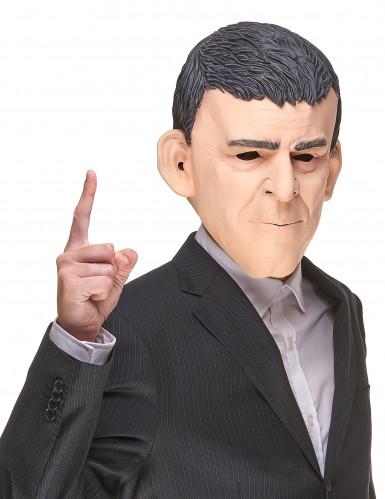 Humorvolle Latex-Maske Manuel