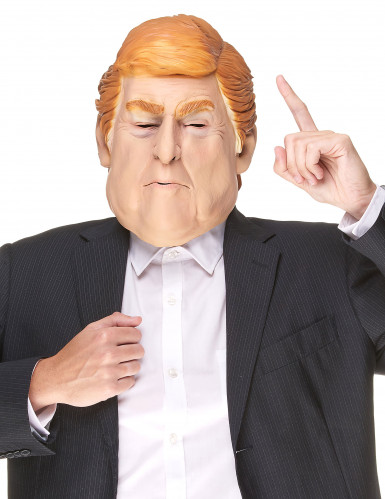 Humorvolle Latexmaske Donald