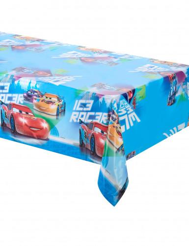 Tischdecke aus Kunststoff mit Cars Ice Racers Motiv