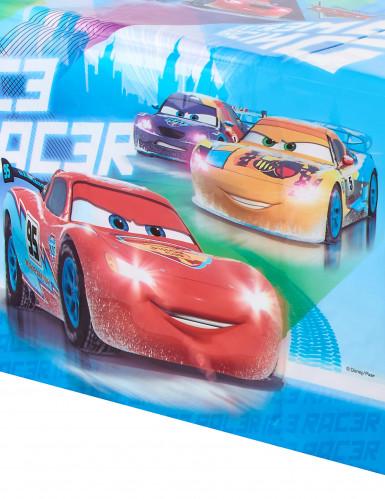 Tischdecke aus Kunststoff mit Cars Ice Racers Motiv-1
