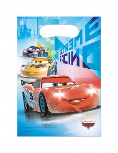 6 Geschenk-Tüten aus dem Film Cars