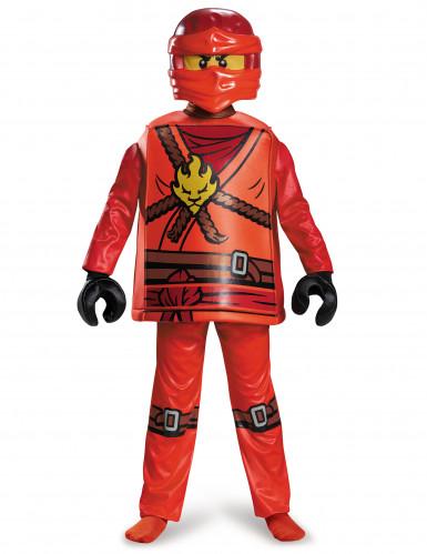 Hochwertiges Kai Ninjago™ Kinderkostüm von Lego®-1