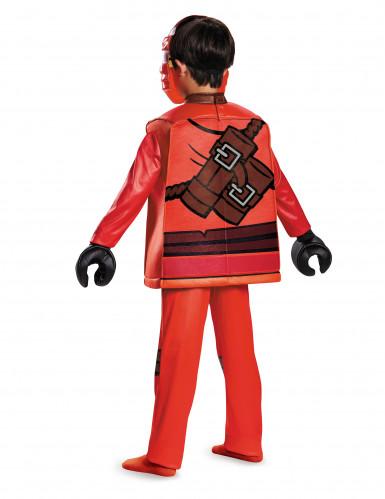 Hochwertiges Kai Ninjago™ Kinderkostüm von Lego®-2
