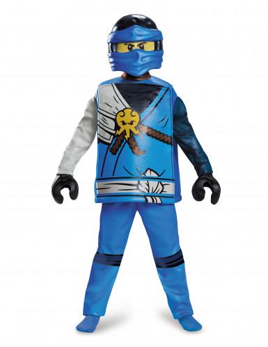 Hochwertiges Lego®-Kostüm von Jay Ninjago™-1