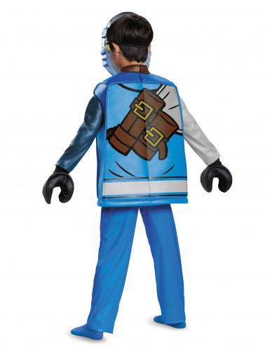 Hochwertiges Lego®-Kostüm von Jay Ninjago™-2