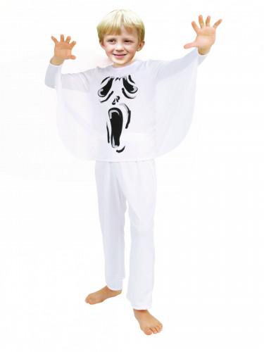 Schreiendes Geisterkostüm für Kinder