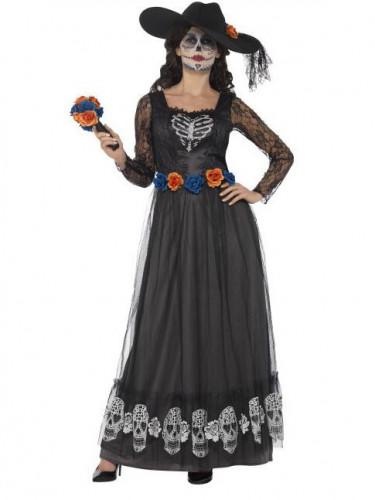 Tag der Toten Braut-Kostüm für Damen