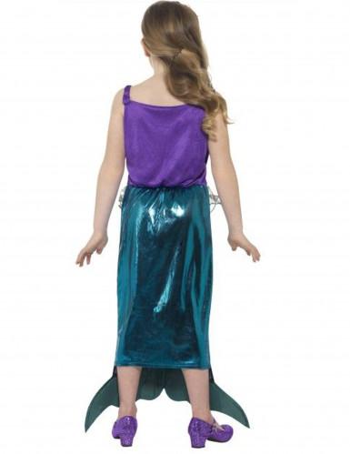 Kostüm Meerjungfrau für Mädchen!-2