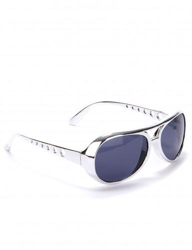 Brille im Biker-Look für Erwachsene