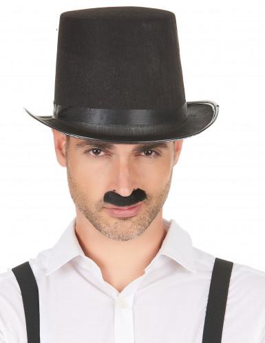 Bart-Set Moustaches 12 Stück für Erwachsene-1