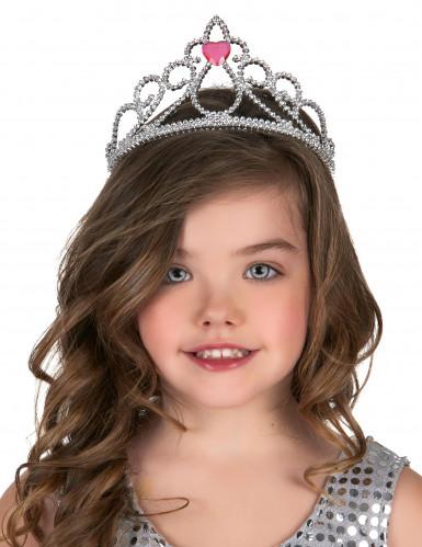 Prinzessin Herz-Diadem für Erwachsene und Kinder-1