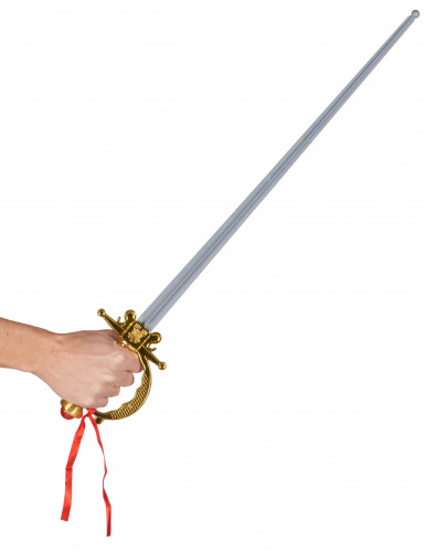 Degen Piraten/Musketierschwert aus Kunststoff für Erwachsene-1