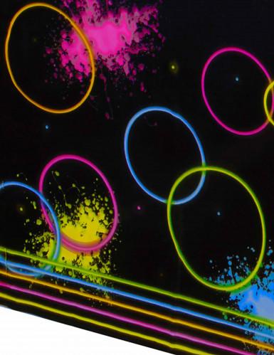 Plastiktischdecke Glow für Party-1