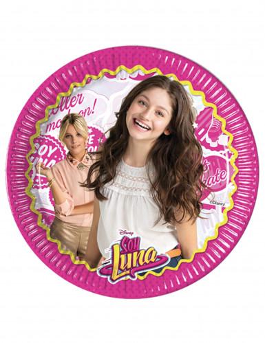 8 Pappkarton Teller Soy Luna™