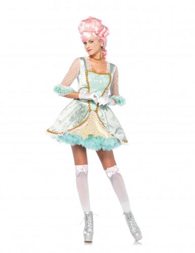 Deluxe Renaissance-Kostüm für Damen