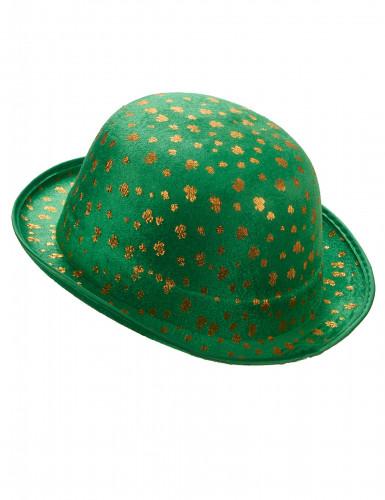 Party-Hut St. Patrick's Day für Erwachsene grün