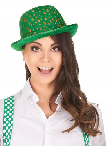 Party-Hut St. Patrick's Day für Erwachsene grün-1