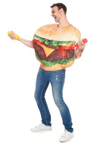 Burger Kostüm für Erwachsene-1