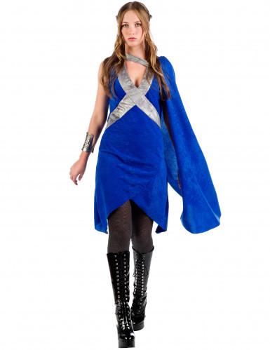 Drachenkönigin-Kostüm für Frauen