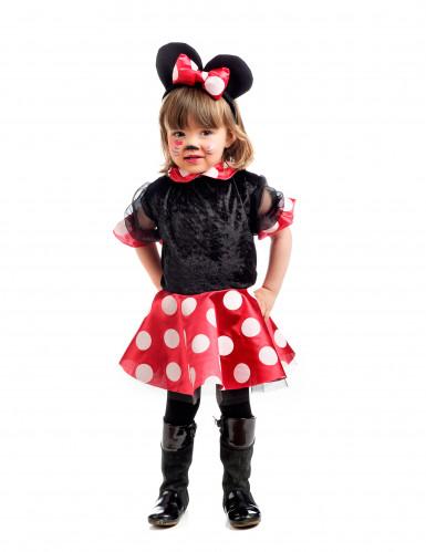 Mauskostüm für Mädchen