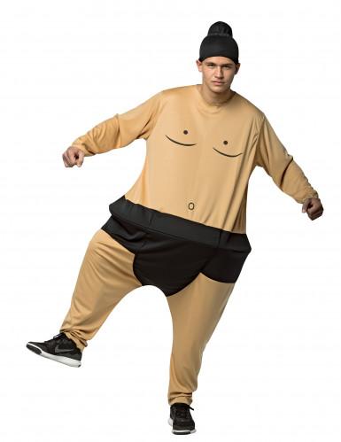 Sumo-Ringer Kostüm für Erwachsene