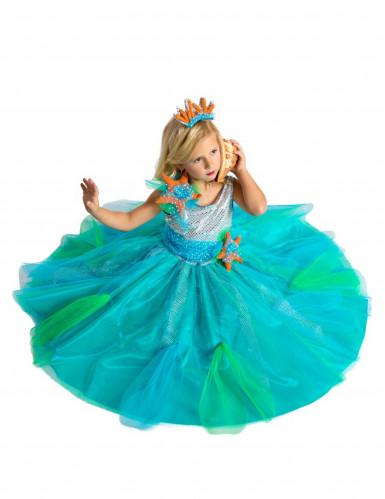 Kostüm Meeresprinzessin für Mädchen - Premium-1