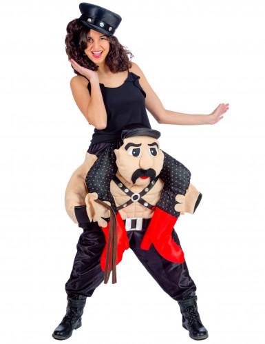 Lustiges Sado Maso Kostüm für Erwachsene