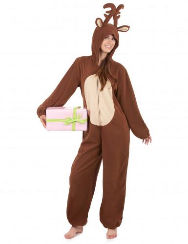 Rentier-Kostüm für Damen