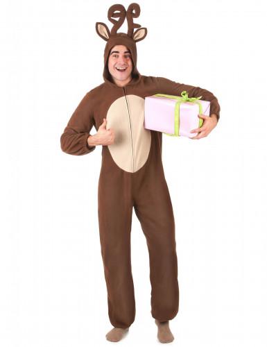 Rentier-Kostüm für Herren-1