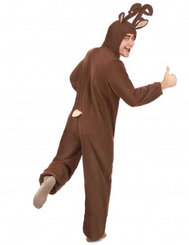 Rentier-Kostüm für Herren-2