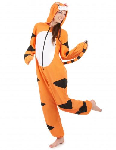 Tiger-Kostüm für Damen-1
