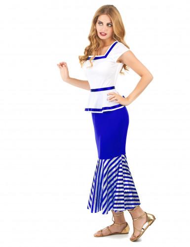 Gallierin Kostüm für Damen-1
