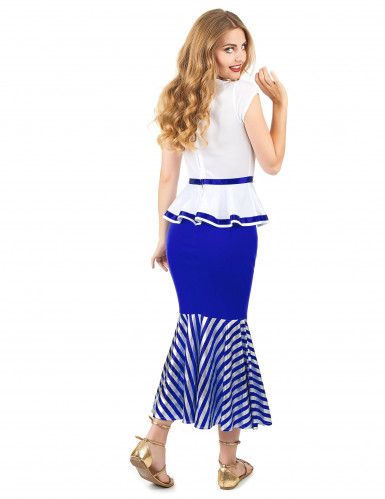 Gallierin Kostüm für Damen-2