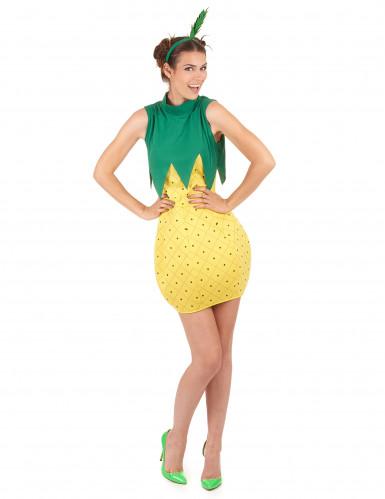 Ananas-Kostüm für Damen-1
