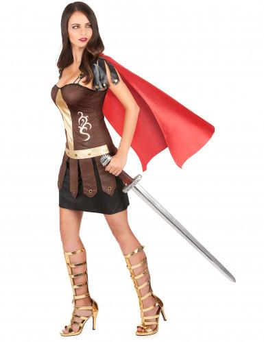 Römische Gladiatorin Kostüm-1