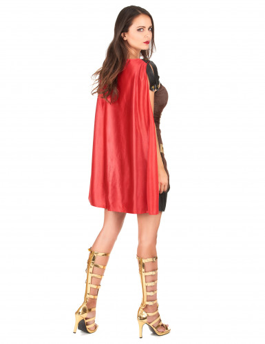 Römische Gladiatorin Kostüm-2