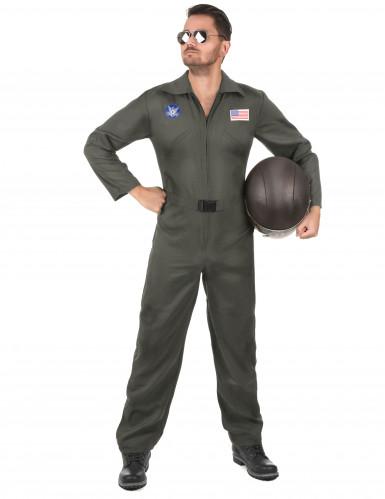 Piloten-Kostüm für Erwachsene