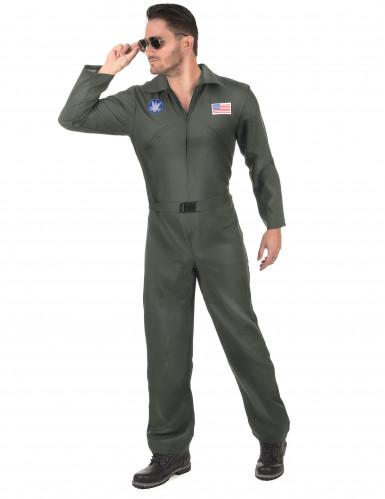 Piloten-Kostüm für Erwachsene-1