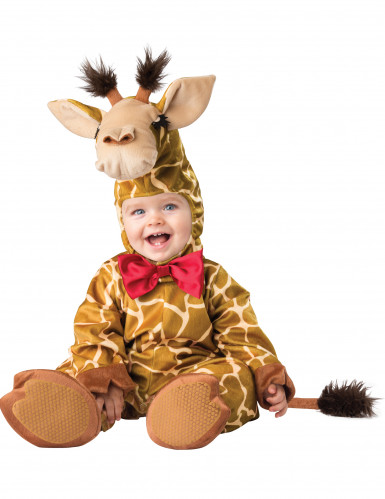 Deluxe Giraffenkostüm für Babys