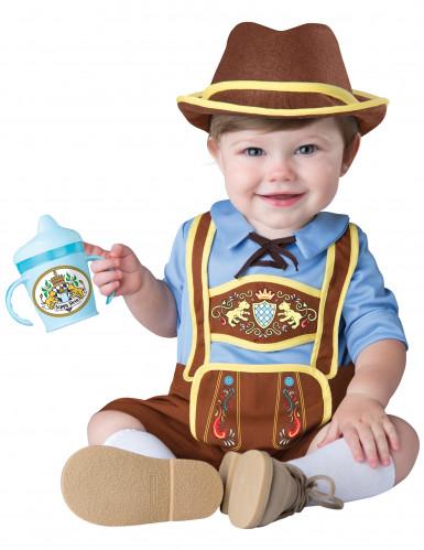 Bayerisches Trachtenkostüm für Babys