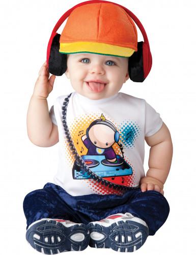 Wiztiges DJ Kostüm für Babys