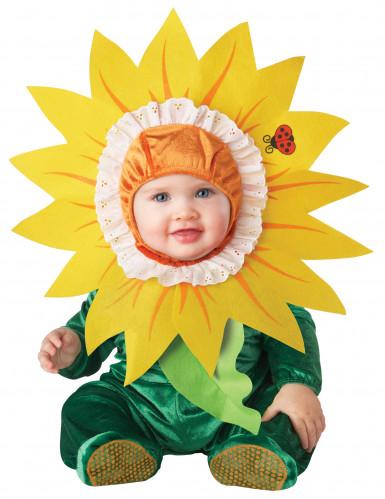 Sonnenblumen-Kostüm für Babys