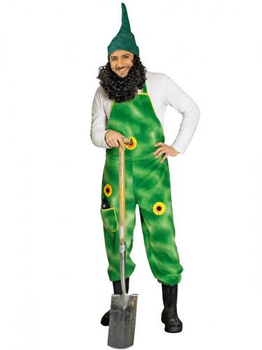 Gärtner Latzhose Kostüm für Herren