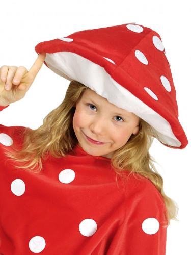 Fliegenpilz-Hut für Erwachsene