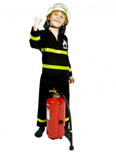 Feuerwehrmann-Kostüm für Kinder